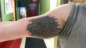 Biomechanical Bicep