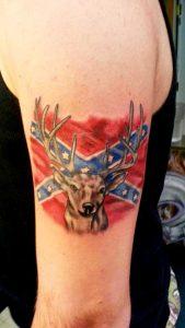 Confederate Stag