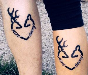 Stag and Doe: Mike and Becky