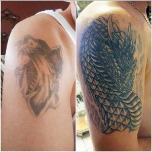 Coverup: Dragon