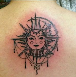 Sacred Sun and Moon